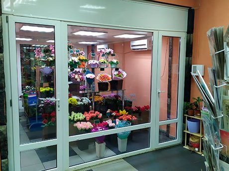 Салон Fizalis Flowers в Клинцах